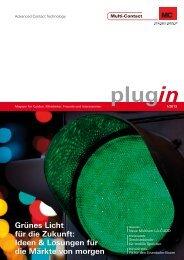 Magazin für Kunden, Mitarbeiter, Freunde und ... - Multi-Contact