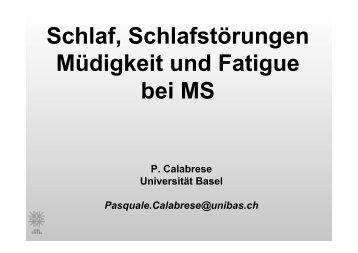 Präsentation Prof. Dr. Calabrese (pdf)