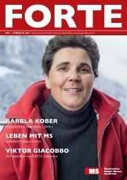 Download (pdf) - Schweizerische Multiple Sklerose Gesellschaft