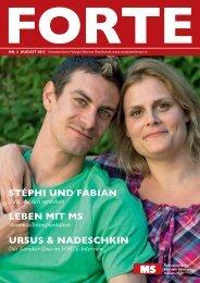 Schweizerische Multiple Sklerose Gesellschaft - Drucken