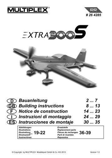 md extra300s 5sp.pdf, pagine 1-20 - Multiplex
