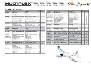 su easy star ll 2sp.pdf, Seiten 1-2 - Multiplex