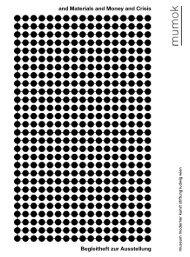 Begleitheft zur Ausstellung (1,4 MB) - Mumok