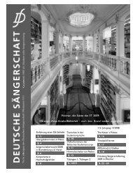 2008/4 - Deutsche Sängerschaft