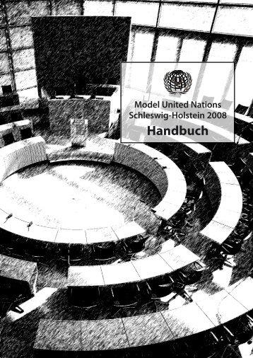 Handbuch MUN-SH 2007