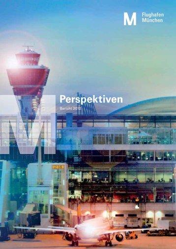 """""""Perspektiven 2012"""" - Nachhaltigkeits- und Geschäftsbericht (pdf)"""