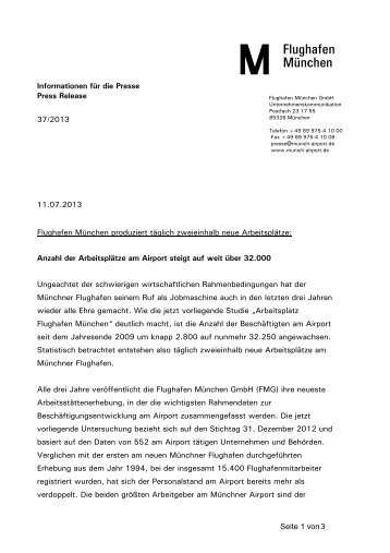 Halbjahres-Pressekonferenz am 11. Juli 2013 (pdf) - Flughafen ...