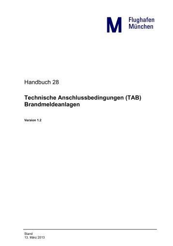 TAB - Flughafen München