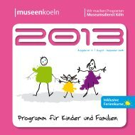 Download pdf - museenkoeln.de