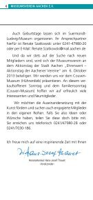 Programmheft 2013/2 - Museumsverein-aachen.de - Seite 4