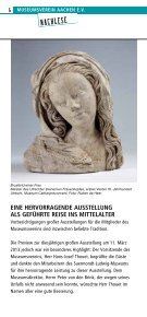 Programmheft 2013/2 - Museumsverein-aachen.de - Seite 6
