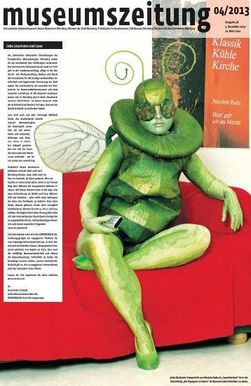 Museumszeitung, Ausgabe 48 vom 3. Dezember 2013