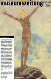 Museumszeitung, Ausgabe 47 vom 17. September 2013