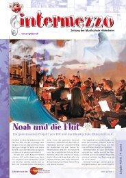Noah und die Flut - in der Musikschule Hildesheim