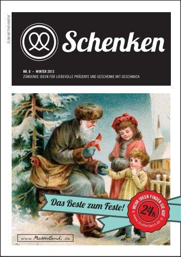 Schenken - Mutterland