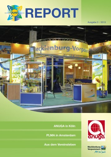 Download AMV-Report 3 2013 (pdf) - AGRARMARKETING ...