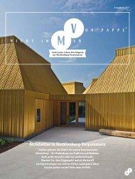 Architektur in Mecklenburg-Vorpommern - MV tut gut.