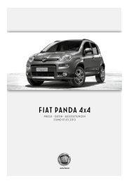 FIAT PANDA 4x4 - MVC Motors