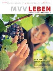 WEin gEniEssEn - MVV Energie AG