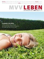 SommEr ErLEbEn - MVV Energie AG