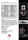 Erfolgreicher Start der High End- Lautsprecherserie ... - MW-AUDIO - Seite 2