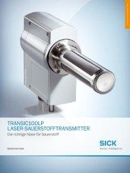 Laser-Sauerstofftransmitter, 8014095 - Mysick.com