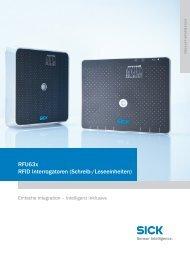 RFU63x RFID Interrogatoren (Schreib-/Leseeinheiten) - Mysick.com