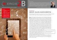 Ausgabe 3/2013 - N-ERGIE Aktiengesellschaft