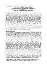 Wolfram Brauneis - HGON und Kreisbeauftragter für Vogelschutz