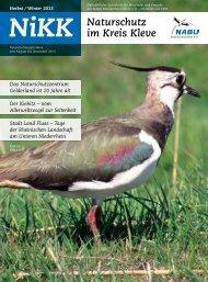 NiKK Naturschutz im Kreis Kleve - NABU