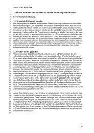 AG Arbeit und Soziales zu Soziale Sicherung ... - NachDenkSeiten