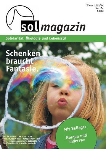 Download (pdf; 2,7 MB) - SOL - Menschen für Solidarität, Ökologie ...
