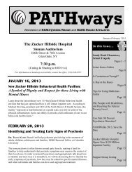 PATHways January/February 2013 - NAMI: National Alliance on ...