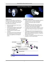 Asteroid Redirect Mission Reference Concept Description - Nasa