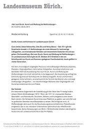 Integral Ruedi Baur Zürich
