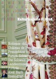 Kulturmagazin 2/2013