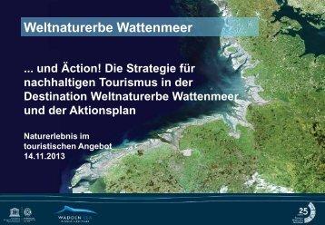 Vortrag Szczesinski, Ketter - Nationalpark Wattenmeer