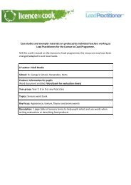 Word bank for evaluation sheets - National STEM Centre