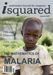 iSquared magazine issue 1 - National STEM Centre
