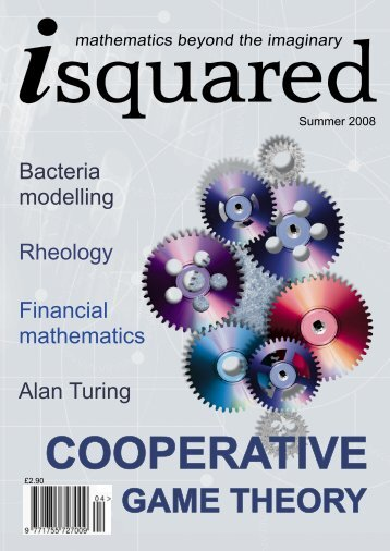 iSquared issue 4 - National STEM Centre
