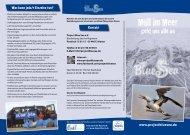 Faltblatt-Ausstellung-PBS-2013 - Erlebniszentrum Naturgewalten Sylt
