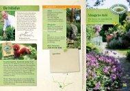 Schaugarten Hackl, Mistelbach - Natur im Garten
