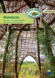 Weidenbauten - Natur im Garten