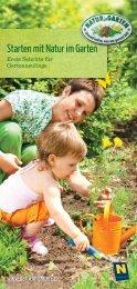 Starten mit Natur im Garten