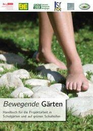 Handbuch für die Projektarbeit in Schulgärten und ... - Natur im Garten