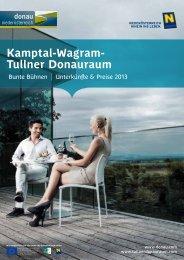 Tullner Donauraum - Download brochures from Austria