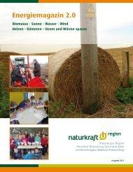 Energiemagazin 2.0 - naturkraft region