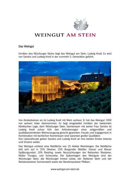Das Weingut - Naturland