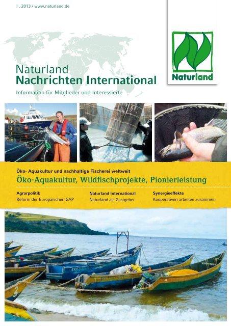 Klicken Sie hier zum download der neuen Naturland Nachrichten ...