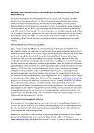 Der bessere Weg - Zucht auf genetische Hornlosigkeit ... - Naturland